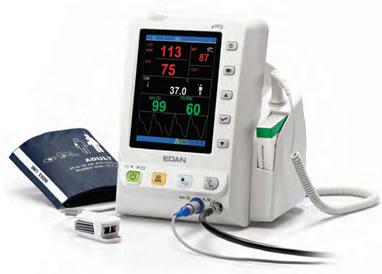 EDAN M3 Vital Signs Monitor