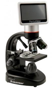 PentaView LCD Digital Microscope from Celestron