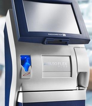 ABL90 FLEX PLUS Blood Gas Analyzer
