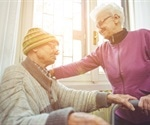 COVID-19 patients with dementia have higher risk for complications, mortality