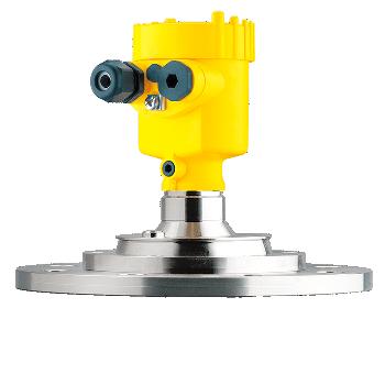 Maintenance-Free and Anti-Wear Radar Sensors for Bulk Solid Measurement