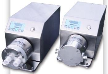 Quaternary Diaphragm Pumps for Biopharma Applications
