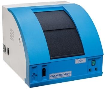 New-Generation Capillary Electrophoresis System Capel-205