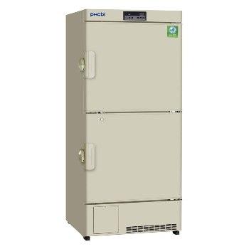 Biomedical ECO Freezer, MDF-MU500H-PE, Reduces Environmental Impact and Running Costs