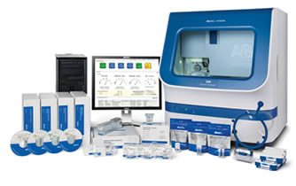 3500 Genetic Analyzer System from Thermo Scientific