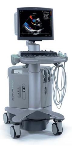 ACUSON S2000 Cardiovascular (CV) Ultrasound System from Siemens