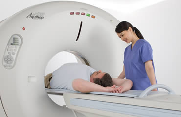 Aquilion CX CT Scanner from Toshiba