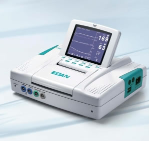 Cadence II Dual Fetal Monitor from Edan