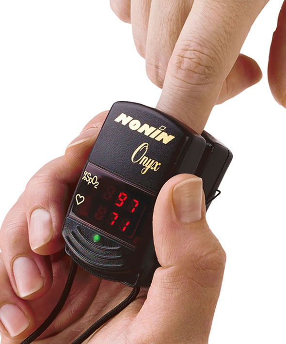Onyx 9500 Pulse Oximeter from Nonin Medical