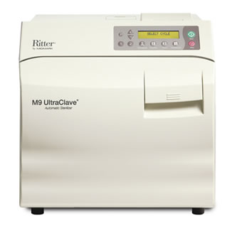 Ritter M9 UltraClave Automatic Sterilizer from Midmark