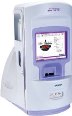 Evidence Multistat Biochip Analyzer from Randox