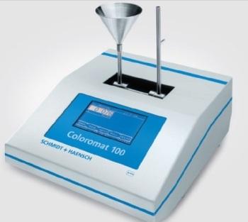 Coloromat 100 Colorimeter from Schmidt-Haensch