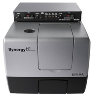Synergy H1 Hybrid Multi-Mode Microplate Reader from BioTek