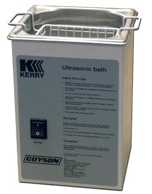 Pulsatron KC2 Ultrasonic Baths from Guyson International