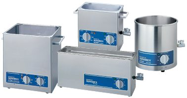 Sonorex Ultrasonic Cleaners from Bandelin