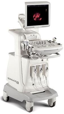 SonoAce X8 Ultrasound Machine from Samsung