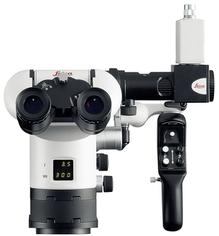 Leica FL400 Surgical Microscope from Leica Microsystems