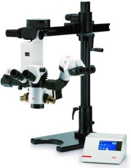 Leica M620 TTS Ophthalmic Surgery Microscope