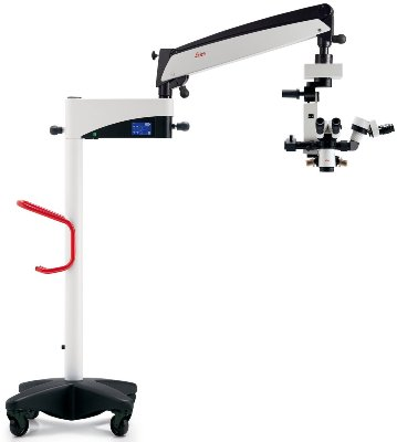Leica M620 F20 Ophthalmic Surgery Microscope