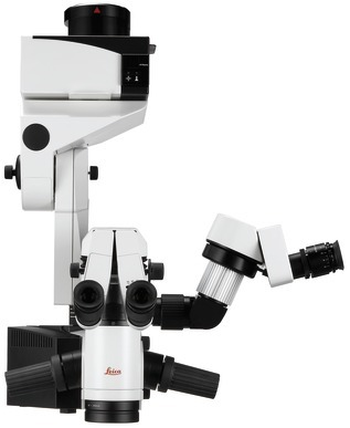 Leica Rotatable Beamsplitter Surgical Microscope from Leica Microsystems