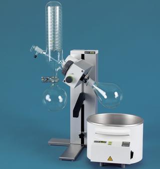 Rotavapor R-3 Laboratory Evaporator from Buchi