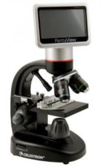 PentaView LCD Digital Microscope from Celestron