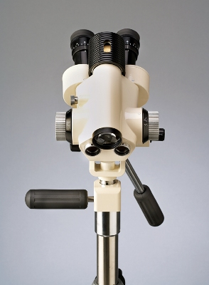 Three-Step Magnification Colposcope from Gynex