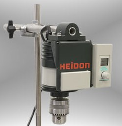 Mini Plant Class Agitators BLW Series from Heidon