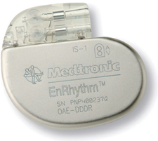 EnRhythm Pacing System from Medtronic