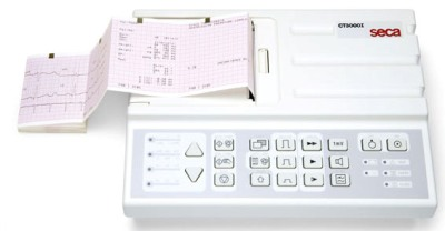 CT3000i Interpretive ECG Machine from Seca