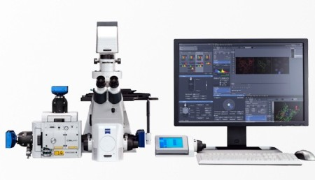 Cell Observer Spinning Disk Confocal Microscope from Zeiss