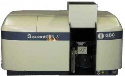SavantAA Σ Atomic Absorption Spectrophotometer from GBC