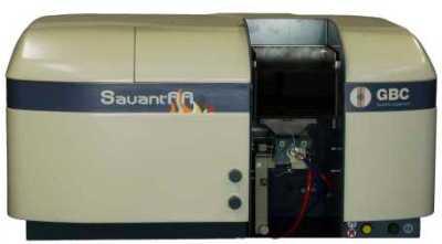 SavantAA Atomic Absorption Spectrophotometer from GBC
