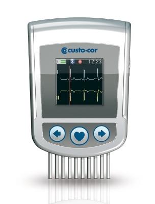 Custo Cor Holter Monitor from Custo med
