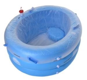 Birth Pool in a Box Eco Mini Plus from The Good Birth Company