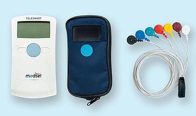 Telesmart Holter ECG Recorder from Medset