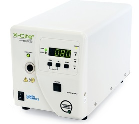 X-Cite Exacte Fluorescence Microscope from Lumen