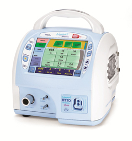 HT70 Plus Ventilator from Covidien