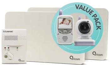 Babysense2+Secure700 Value Pack from Oricom