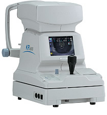 Auto Kerato-Refractometer KR-8900 from Topcon