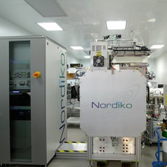 7500 Broad Ion Beam Milling System from Nordiko