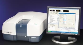 V-650 UV-VIS Double-Beam Spectrophotometer from Jasco