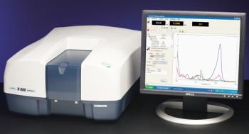V-660 UV-Vis Double-Beam Spectrophotometer from Jasco