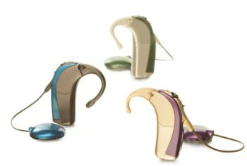 Harmony Behind-The-Ear Aid from Advanced Bionics