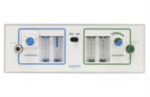 MXR-1 Cabinet-Mounted Flowmeter from Porter
