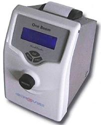 One beam bilirubinometer from Ginevri