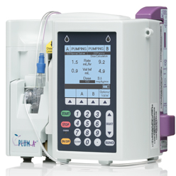Plum A+ Infusion System from Hospira