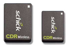 CDR Wireless Intraoral Sensors from Sirona