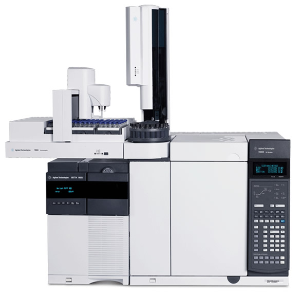 5977A Series GC/MSD System from Agilent