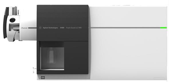 6400 Series Triple Quadrupole LC/MS from Agilent